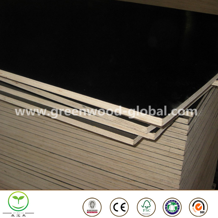 18mm birch film faced plywood sheet
