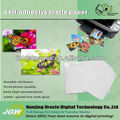 115g,135g Adhesive Glossy Photo Paper