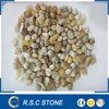 multicolor high polished pebble for landscaping