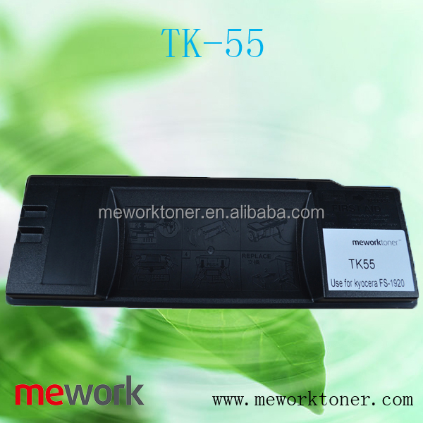 TK-55 cartridge for printer toner cartridge for KYOCERA FS-1920