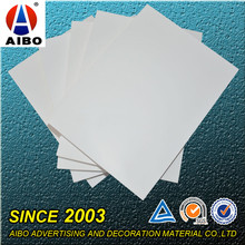 High Hardness Advertising Board Plastic Sheet For Roofing Covering