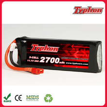 Great Power 3S 25C 11.1V 2700mAh Lipo Battery for RC Plane