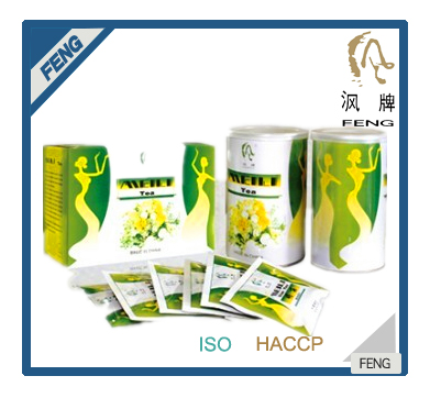 TEA BAG --- china style haccp top power flavored slimming tea