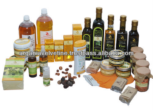 Argan oil wholesale natural products