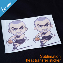 heat transfer designs for sublimation