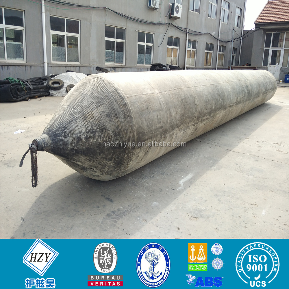 Floating air bags with ISO 17357/lifting airbags