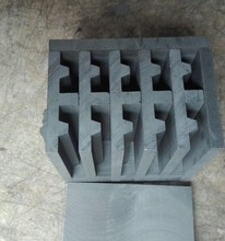 Customized high precision graphite mould for brass/Sintering mould