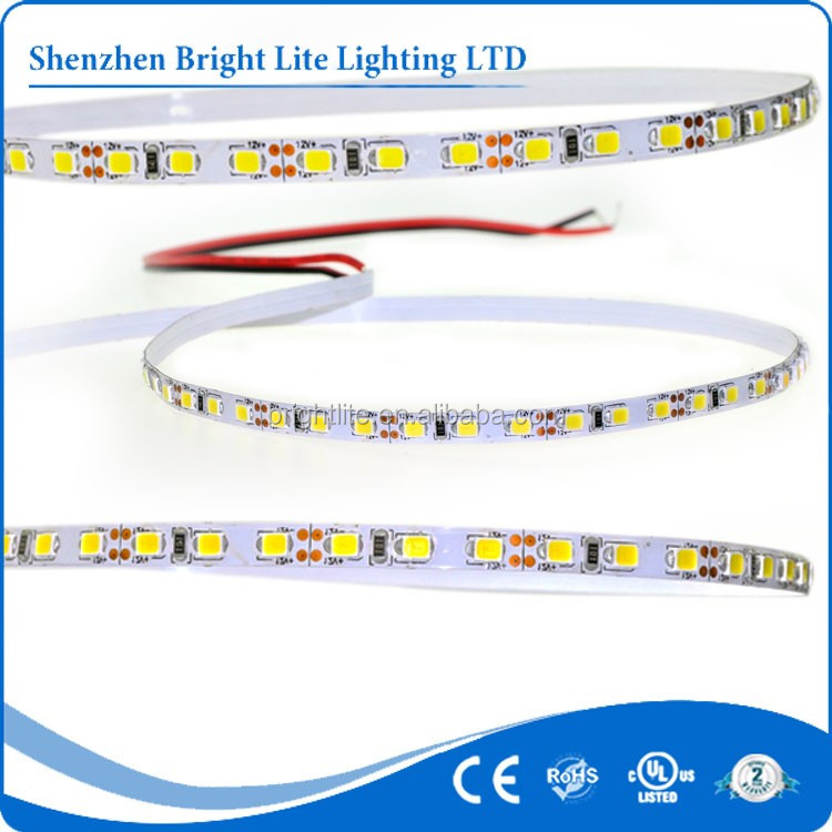 wholesale price 2835 IP20 120led Warm White color 5mm width led strip