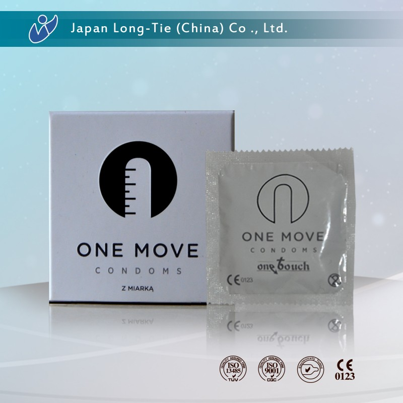 long lasting condom for men in customized packet with personal logo