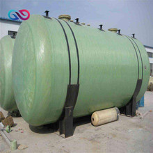 horizontal water container factory fuel storage tank