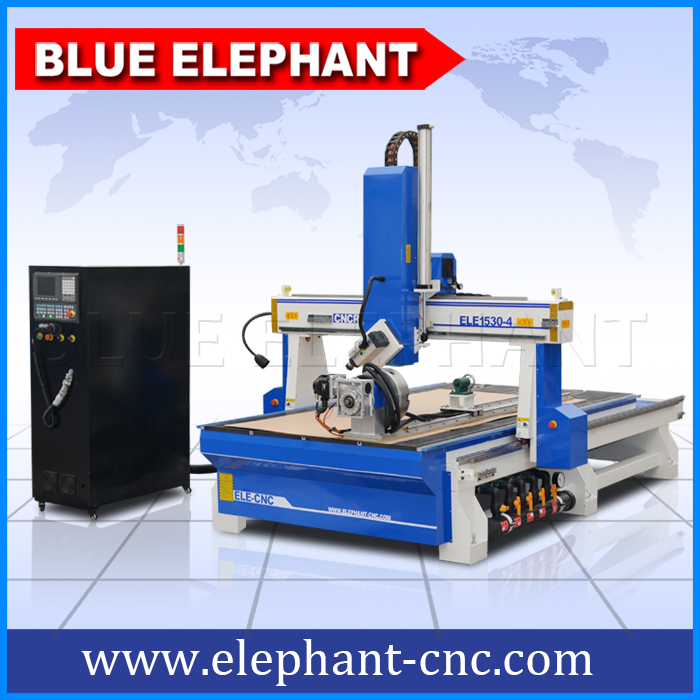 High Quality 4 axis 1530 cnc wood machine , New Wood Cnc Route, wood router machinery