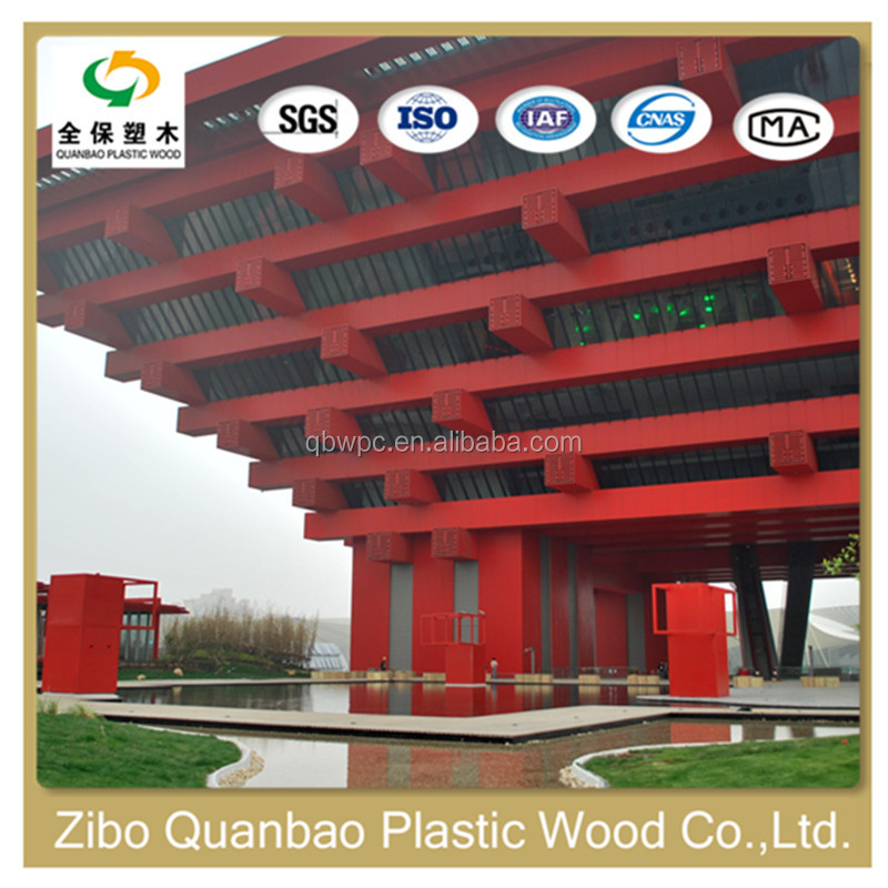 durable boat oak engineered flooring rubber wood plastic composite decking