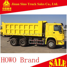 Diesel Fuel Type and 251 - 350hp Horsepower Haulage Dump truck Sand Tipper