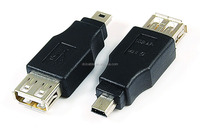 USB2.0 adapter A female to mini 5pin