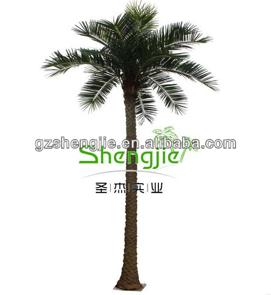 artificial trees for sale,tree branch,shengjie artificial date palm tree for selling