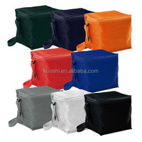 small soft sided insulated cooler bag portable