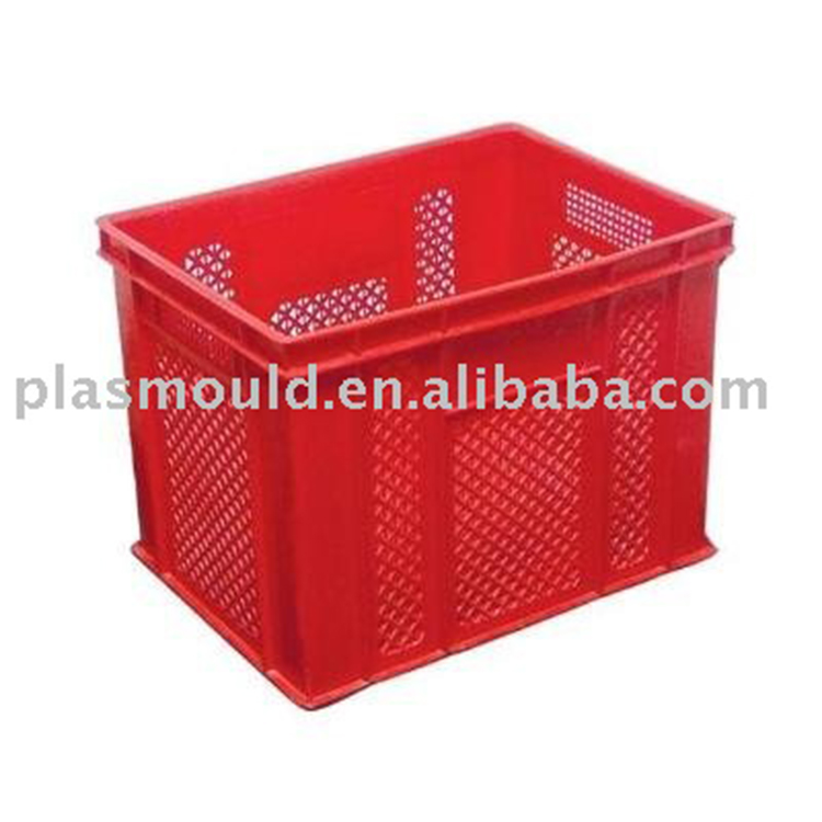 mold for Plastic crate mould making electronic connector