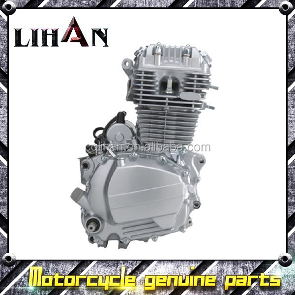 Genuine 4 stroke 250cc zongshen cb250 engine with manual clutch