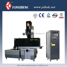 spark erosion znc machine