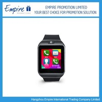 Hot Sale Promotional Fashionable Smart Watch Mobile Phone