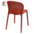 2018 best selling modern design plastic chair plastic stacking chair for sale