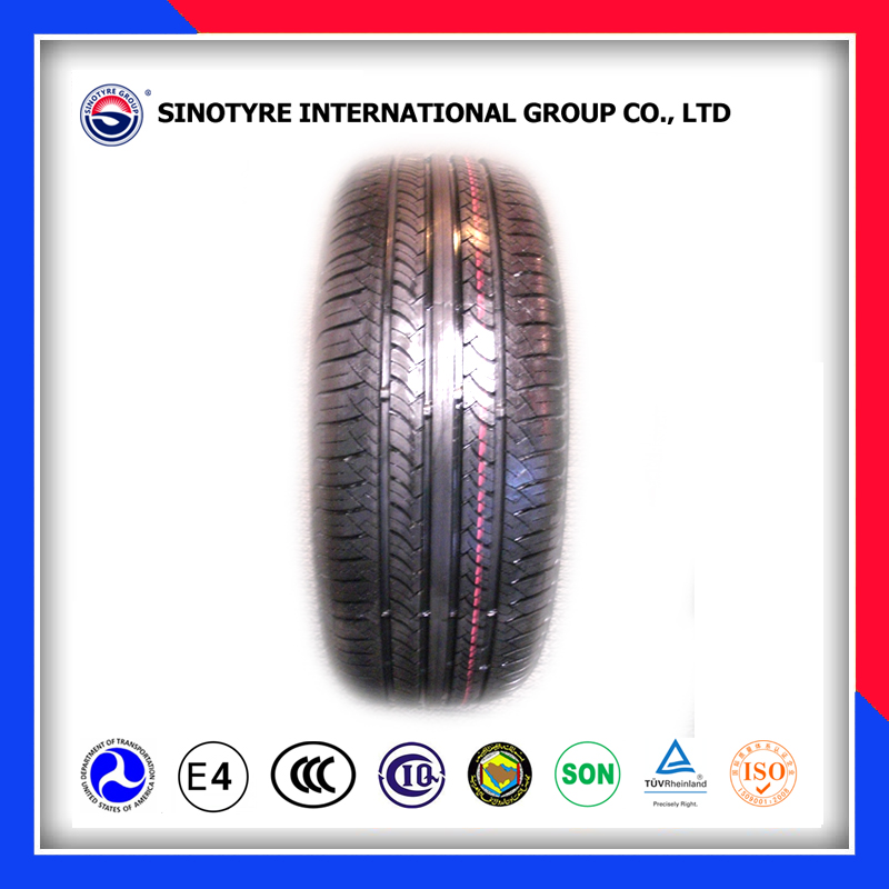 13 Inch Radial 225/40R17 Car Tire
