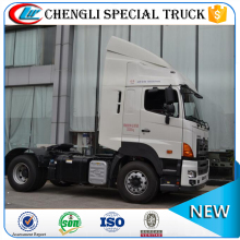 HIgh quality 4x2 hino tractor truck trailer head truck