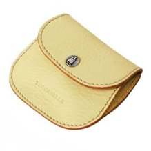 leather pocket coin case