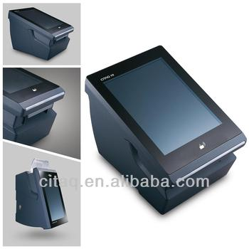 Smart Android Queuing machine with 3G and printer