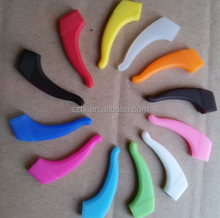 Hot Sale 37mm high quality Anti-slip silicone temple tips for glasses