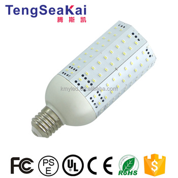 E39 screw CE RoHS FCC PSE approved top rated supplier Shenzhen LED corn lamp 30w