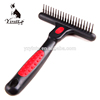 High quality Dog shedding Comb Grooming Tools