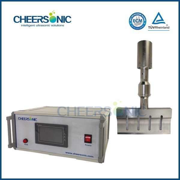 Cheersonic Ultrasonic slicing tool for prepared meats