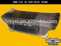 E36 2D OEM REAR TRUNK FOR BMW