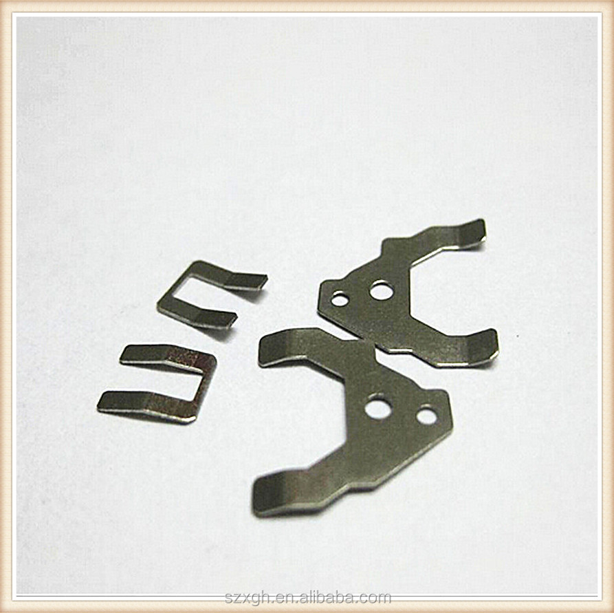 OEM stamped products/Custom metal pressed parts with best service