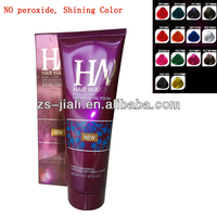 HN Yellow Hair Color Cream, Luster and Shining