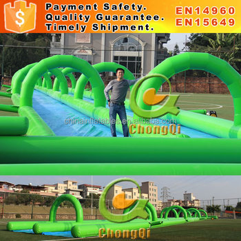 New 1000 ft slip n slide inflatable slide the city for sale inflatable slide the city