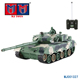 China plastic model toys smaller army tracks kits rc tank for kids
