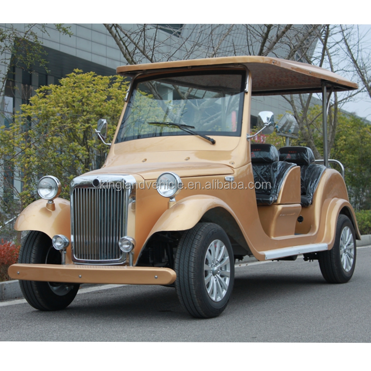 Street Legal Low Price Popular Electric Tourist Car