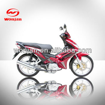 110cc gas scooter motorcycle style/two wheel motorcycle for kids(WJ110-VI)