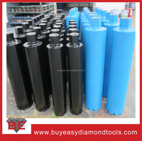 Total length 510mm diamond core drill bit for reinforced concrete