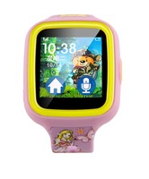 touch pannel color screen gps tracker phone kids smart watch