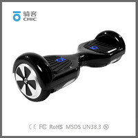 2 Wheel Self Balancing Scooter with LED Lights-Hands Free Battery Powered Electric