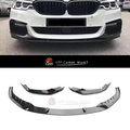 MP Style Carbon Fiber G30 Front Bumper Lip for BMWW G30 530i 540i Msport 17-18 5Series