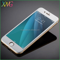 High Quality Clear Matte Mirror diamond screen protector for Titanium Alloy tempered glass iphone 6/6 plus