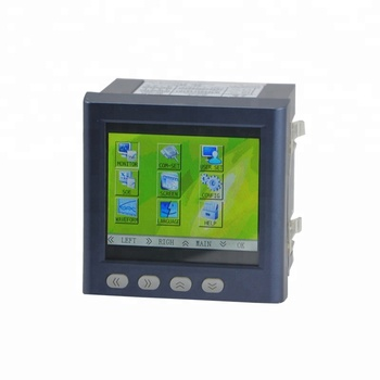 BJ-194Q-9SY 3-phase 4 wire digital power meter analyzer, electric power energy meter modbus RS485
