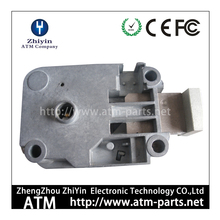 NCR ATM LOCK 009-0008257 Safety Box Lock Combination Vault Metal Key and Lock