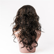 8A Brazilian hair wig Lace front human hair wigs Straight full lace wig for blace women
