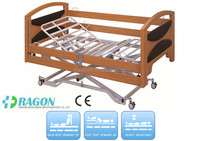 DW-BD142 nursing home care bed with three functions for hot sale hospital bed