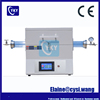 1200 to 1700 C PID control lab horizontal high temperature atmosphere tube furnace, temperature controller furnace/